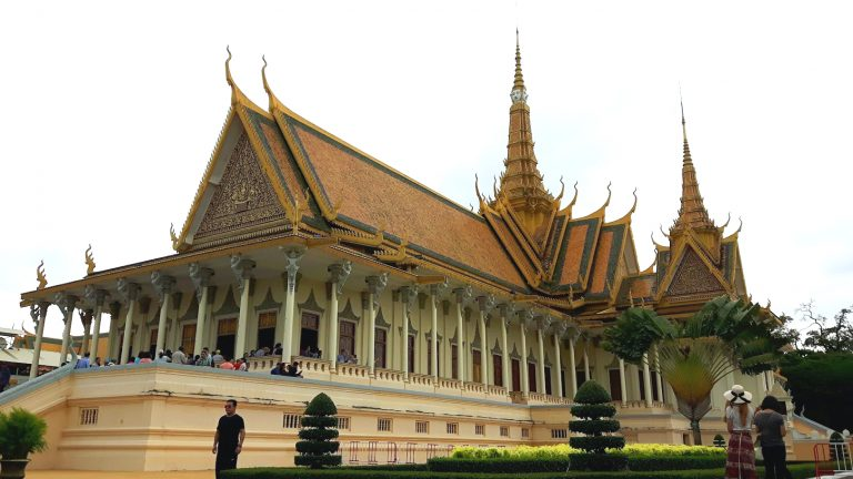 Hub of Khmer Empire – Phnom Penh
