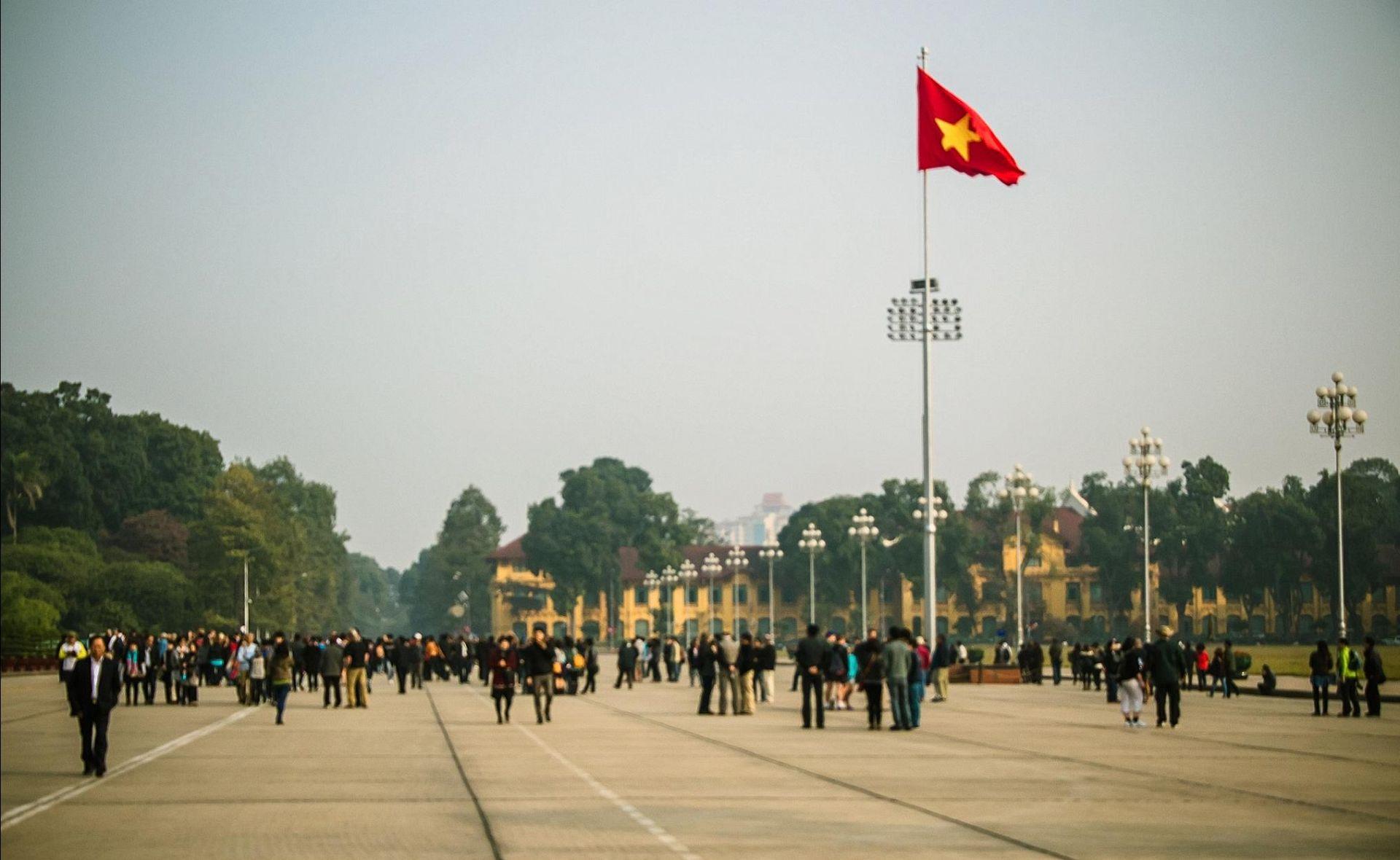 Ba Dình Square, Hanoi