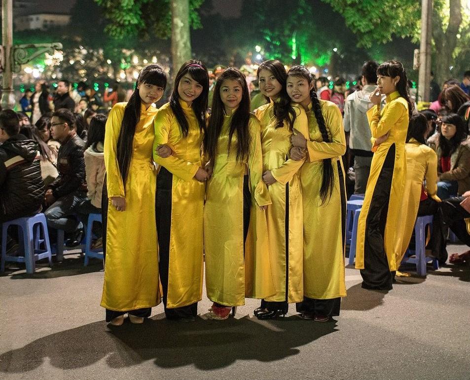 Student Festival in Hanoi