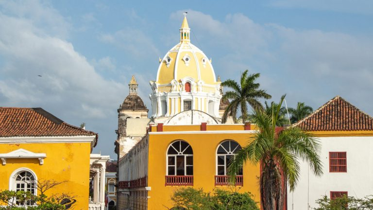 Colonial streets, tropical beaches and ceviche in Cartagena