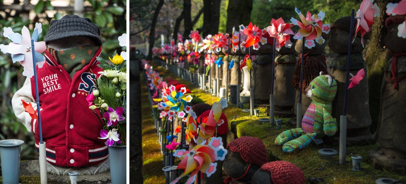 Garden of Unborn Children, Tokyo Tokyo